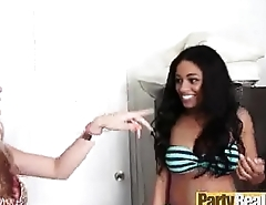 (anya&amp_lexy) Authoritative Pack Girls Move up Cam In Group Sex vid-08