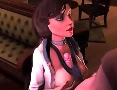 3d big tits girl get fucked hard