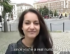 Public Sex With Amateur Euro Teen Babe For Euros 20