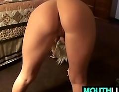 Teen Emily Austin Takes Abiding Dick