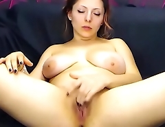 Horny loves cumming on cam