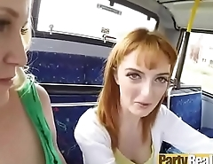 (anna &amp_ lola) Party Sexy Real Girls In Group Sex Scene vid-05