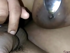 Milky boobs desi wife handjob with honey by hubby'_s cock