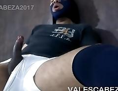 ValesCabeza123 COP UNDERWEAR 2 polic&iacute_a erecto en Boxer 2