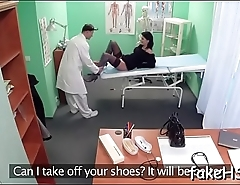Immodest doctor doesn'_t desire sex on every side stop