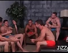 Midnight homosexual fantasy on web camera