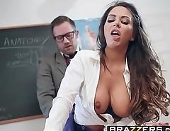 Brazzers - Big Tits at School - (Roxxy Lea, Freddy Flavas) - Trailer preview