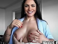 Mofos - Latina Sex Tapes - (Marta LaCroft) - Big Tit Latina Blows Client