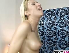 Petite Teen Stacie Andrews Gets Cock Massage