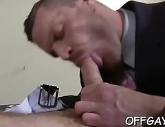 Munificence homo sex at work