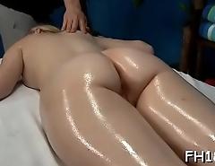 Massage person