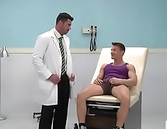 Darius Ferdynand and Billy Santoro In Doctor