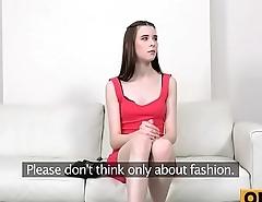 Tall model starts work with blowjob(Sunny Honey) 01 clip-19