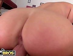 BANGBROS - Behold PAWG Angelica Saige, A Tall White Girl With A Big Ass