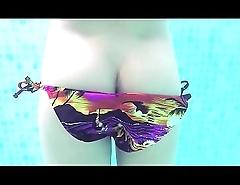 Cute teen teases undersea hottestteensoncam.com