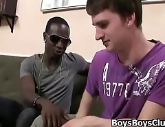 Blacks On Boys - Interracial Hardcore Fuck Motion picture 03