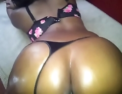 Puerto rican oiled butt fucking part 1