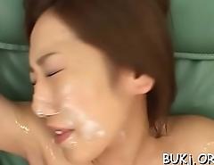 Beefy bukkake oriental porn