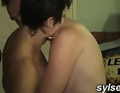 Gangbang dogging in forest with an increment of public orgy in pub between amateur sluts