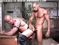 Hard men muscle gay porn