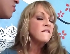 Stepson fucked cheating stepmom