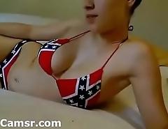 Webcam Bikini British Teen - Camsr.com