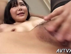 Banging a wet and wild asian snatch