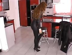 Best Mom Leather Heels Stockings Wanking. See pt2 at goddessheelsonline.co.uk