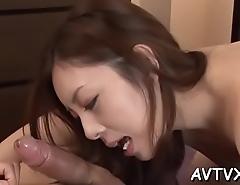 Pleasant a juicy oriental pussy