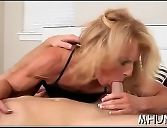 Long-awaited sex for a sexy mother i'_d like to fuck