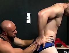 Striptease audition - Matt Stevens, Mike Gaite
