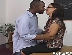 White ass for black dick