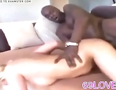 lexington steele cums on her ass