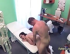 Doctor fucks patient in hospital