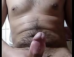 My big load cum explode