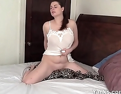 Chesty Yanks LeAnne'_s Heavenly Humping