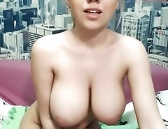 Amazing tits girl free cam