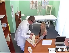 Bawdy doctor enjoys sex to the max