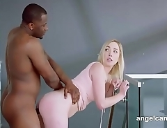 Pale side chick just wants to be drilled wide of this BBC again