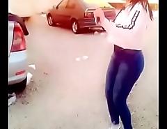 Maroc girl dancing hot