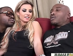 One BBC Is Not Enough Be useful to Alana Luv